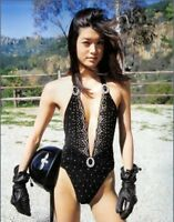 GLOSSY PHOTO PICTURE 8x10 Grace Park Posing
