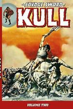 The Savage Sword of Kull Volume 2, Various