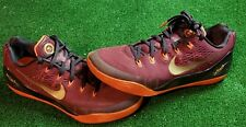 Nike Kobe 9 'Deep Garnet' BasketBall Shoes 646701-678 Sz 13 #71991-1 size 10