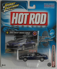 Johnny White Lightning - ´03 / 2003 Chevy Monte Carlo blaumet. Neu/OVP