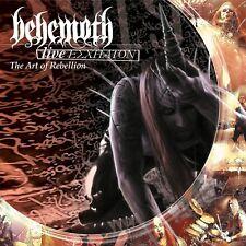 BEHEMOTH - LIVE ESCHATON-THE ART OF REBELLION  CD NEUF