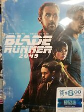 Blade Runner 2049 Dvd New Free Shipping