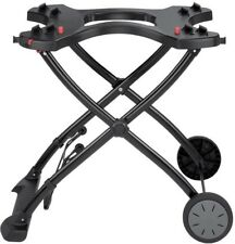 Weber Q Portable Rolling Gas Grill Cart Stand Grilling Mobile 1000/2000 Grills