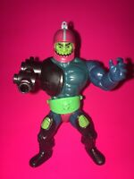 💥Vintage 1981 Trap Jaw MOTU He-Man Action Figure 100% COMPLETE Mexico Mattel💥