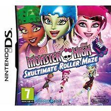 NDS Nintendo DS DSI Lite XL Spiel Monster High - Labyrinth-Skaten NEU