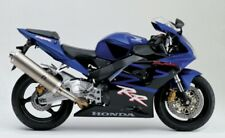 HONDA 3 STAGE TOUCH UP PAINT VFR800 CBR900RR CBR600RR CB600F CANDY TAHITIAN BLUE