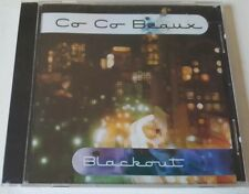 New Sealed Blackout by Co Co Beaux (CD) Modern Pop A Cappella CT