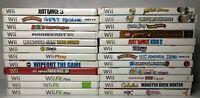 Nintendo Wii, Games, Super Mario, Sonic