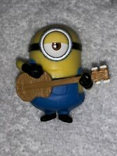 Stuart with Guitar Minion Action Figure Thinkway Toys Authentic Preowned