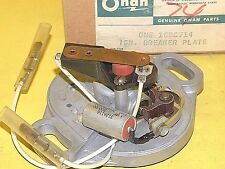 GENUINE ONAN IGNITION BREAKER PLATE # 160C714 / 160-714 / 160-0714