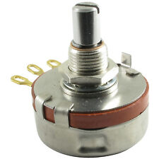 PEC Slotted Solid Shaft 2 Watt Potentiometer 1M Log/Audio
