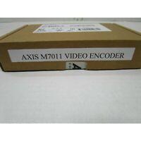 AXIS COMMUNICATION INC 0764-001 M7011 VIDEO ENCODER 1CH H.264 - Free ship