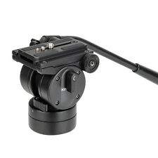 KINGJOY VT-2510 Video Fluid Dydraulic Damping Damper Tripod Ball Head