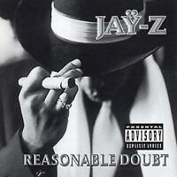 Jay-Z : Reasonable Doubt CD (1999) Value Guaranteed from eBay's biggest seller!