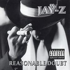 Jay-Z : Reasonable Doubt CD (1999)