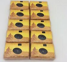 Lot of 10 Kodak Harley Davidson Disposable Camera 12 Exposure 35MM