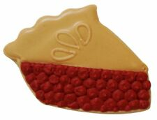 Pie Slice Cookie Cutter 3.75 Thanksgiving Food Apple Cherry