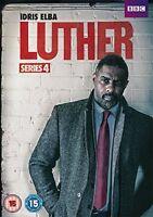 Luther - Series 4 [DVD] [2015] [DVD][Region 2]