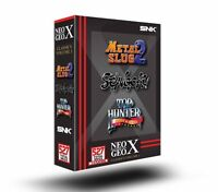 NEW NEOGEO X Classics Volume 1 for use with NEOGEO X Gold System ONLY