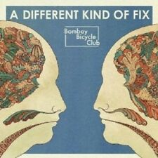"BOMBAY BICYCLE CLUB ""A DIFFERENT KIND OF FIX"" CD NEW+"