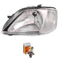 Scheinwerfer links Dacia Logan Bj. 04-07/08 H4 inkl. PHILIPS Lampen BH8