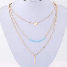 Turquoise Multi-Coloured Costume Necklaces & Pendants