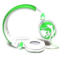 Unbranded Green Headphones