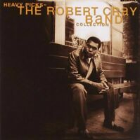 THE ROBERT CRAY BAND Heavy Picks The Collection CD BRAND NEW