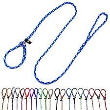 Hundeleine Agilityleine Trainingsleine f. kleine/ mittlere Hunde Retrieverleine