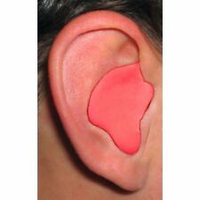 LOT OF 3 RADIANS CUSTOM MOLDED EAR PLUGS PROTECTION RED Made in the USA
