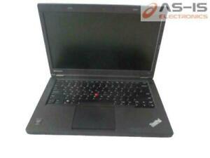 "*AS-IS* Lenovo ThinkPad T440p 14"" Core i5-4210U 2.6GHz 4GB DVD NoHDD Laptop"
