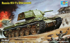 "TRUMPETER 00357 ""Russia KV-1`s Ehkranami"" in 1:35"