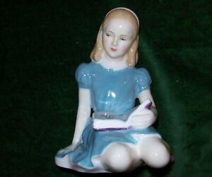 Royal Doulton Figurine-''ALICE''-HN2158-Designer Margaret Davies-c.1960-England