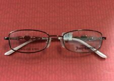 Juicy Couture Eyeglass Frame JU903 EQ6 Silver/Pink 46/16 125 mm