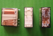 Relè 24 Vcc rp821024 10A TE 2 Pole DPDT 2 x C / O 24 VOLT 4KV / 8mm x 1pc ono
