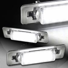 For 1996-2002 Mercedes E-Class W210 Sedan White 18-SMD LED License Plate Lights