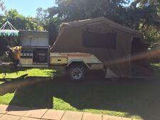 Kimberley Kamper camper Australian made full off road 2004 Platinum series