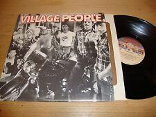 Village People - Self Titled - LP Record   VG VG