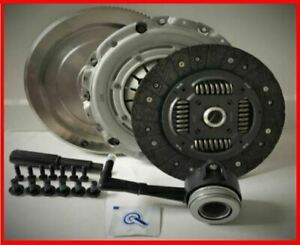 FOR AUDI A3 CLUTCH KIT & SOLID MASS FLYWHEEL 2.0 TDI 03 TO 2013 BKD 8P1 8PA 16V