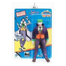 Super Powers Retro Mego Style Action Figures Series 2: Joker by FTC