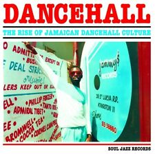 SOUL JAZZ RECORDS PRESENTS: DANCEHALL (2017 EDITION)  2 CD NEU
