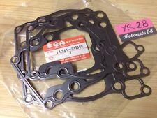 Suzuki 11241-01B00 RM125 RM 125 86 / 88 joint embase x4 base cylinder gasket
