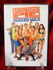 DVD - American Pie Presents: The Naked Mile (2006)