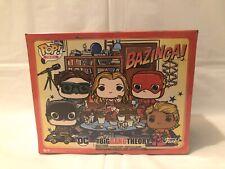 Bazinga T-Shirt The Big Bang Theory Funko DC Size XL Brand New Sealed Free Ship*