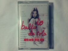COLONNA SONORA Io ballo da sola mc RARISSIMA SIGILLATA VERY RARE SEALED!!!