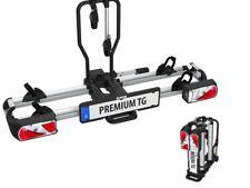 EAL Eufab Fahrradträger PREMIUM TG für 2 Räder klappbar faltbar  erweiterbar .