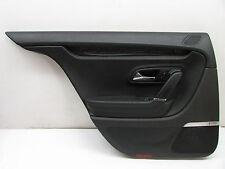 2010 VW PASSAT CC REAR LEFT DOOR TRIM PANEL OEM 09 10 11 12 13 14 15