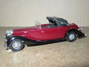 206O Elysée 514 France Delage D8-100 1938 Cabriolet Chapron 1:43 Kit Monté