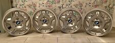 "Genuine BMW E36 M3 17"" Style 24M Alloy Wheels Set"