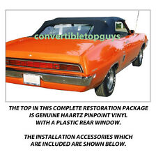 Ford Torino Fairlane Convertible Top Do It Yourself Package